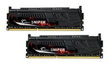 8GB G.Skill DDR3 PC3-19200 2400MHz Sniper Series (11-13-13-31) Dual Channel kit
