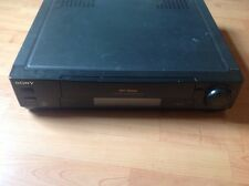 Sony SLV-720HF 4 Head Hi-Fi Stereo VCR FOR PARTS/NOT WORKING