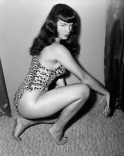 Bettie Page 8x10 Photo 011
