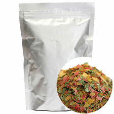 Fresh Tropical Fish Flakes Food 100g AF BULK Tank Aquarium ffus