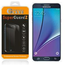 2X SuperGuardZ Tempered Glass Screen Protector Shield For Samsung Galaxy Note 5