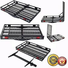 New Strong Electric Wheelchair Hitch Carrier Mobility Scooter Loading Ramp