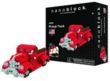 *NEW* NANOBLOCK Pickup Truck - Nano Block Micro-Sized Building Blocks NBH-073