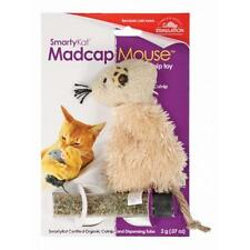 SmartyKat Madcap Mouse Cat Toy Refillable Catnip Toy New