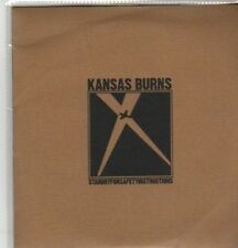 (AS380) Kansas Burns, Sign of the Times - DJ CD
