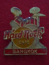 HRC hard rock cafe bangkok drum set Ruby arena Back