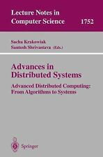 Advances in Distributed Systems: Advanced Distributed Computing: From -ExLibrary