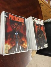 Preacher 1-66 Plus All Specials! All Nm- Or Better Most Better complete Set!