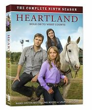 Heartland TV Series The Complete Ninth (9) Season Boxed / DVD Set NEW!