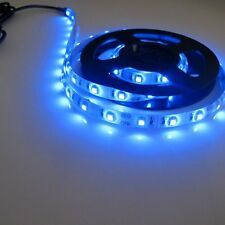 1M Waterproof USB LED Strip Light Blue Color With USB Cable 5V