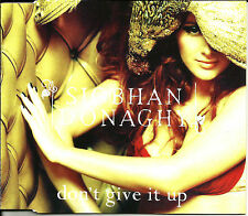 Sugababes SIOBHAN DONAGHY Don't Give it up w/UNRELASED UK CD Single USA SELLER