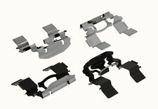 Carlson P833A Front Disc Hardware Kit