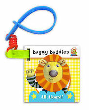 ALL ABOARD ! _ DRIVER DAN __ BUGGY BUDDIES __  BRAND NEW __ FREEPOST UK