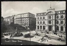 cartolina NAPOLI piazza borsa