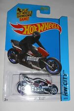 HOT WHEELS POLICE CANYON CARVER  HW CITY 48/250 SHIPS FREE!