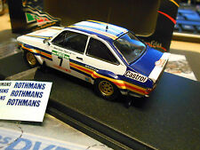 FORD ESCORT MKII RS 1800 2.0 RALLY Portogallo Vatanen #7 1980 1/150 Trofeu 1:43