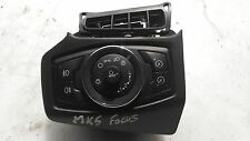 FORD FOCUS MK5 TITANIUM  2011 2012 2013 2014 HEADLIGHT CONTROL UNIT