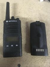 Motorola XT460 PMR446 Walkie Talkie Radio Replaces XTNiD With Battery