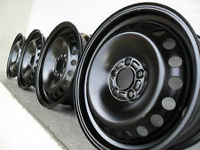 NEU 4x Stahlfelgen 6x15 ET47 5x112 VW CADDY GOLF PLUS TOURAN Seat LEON ALTEA XL
