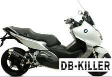 SILENCIEUX ARROW ALU DARK BMW C600 SPORT 2012/15 - 73504AON