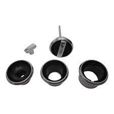 1968 CHEVELLE EL CAMINO DASH KNOB SWITCH KIT EL CAMINO BEZELS