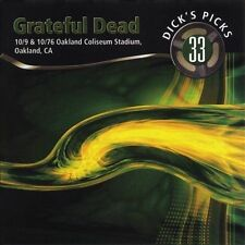 Grateful Dead: Dick's Picks Vol. 33—Oakland Coliseum Stadium, Oakland NEW SEALED