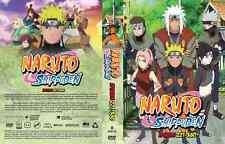 DVD ~ NARUTO SHIPPUDEN COMPLETE BOX 2 ( EPISODE 221 - 380 ) ~ ENGLISH DUB+SUB
