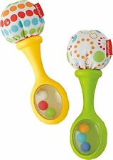 Baby Maracas Musical Play Toy Rattle 'n Rock Learning Kids Toddler Girls Boys