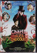 Tim Burton: CHARLIE Y LA FÁBRICA DE CHOCOLATE con Johnny Depp.