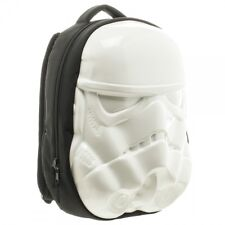 New STAR WARS Stormtrooper Helmet Molded BACKPACK BOOKBAG COSPLAY NEW BAG Sale