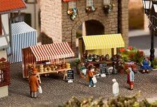 FALLER 180614 Escala H0 Flores y Pie de queso #nuevo emb. orig.#
