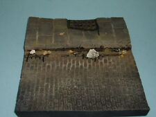 1/35 Scale Diorama Base No.2 - Dimensions 120mm x 100mm