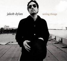 Jakob Dylan Seeing things (2008, digi) [CD]