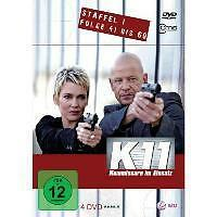 Nicole Drawer - K11 - Staffel 1 Folge 41 bis 60 [4 DVDs] (OVP)