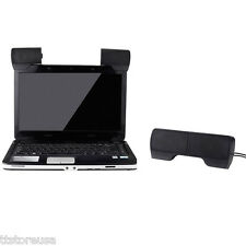 USB Powered Portable Stereo Sound Bar, add a loud Speaker to Laptop, desktop PC