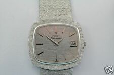 Piaget 18K white gold w/ bracelet, automatic 30 Jewels with 24K micro rotor, box