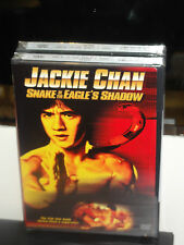 Snake in the Eagle's Shadow (DVD) Yuen Wo Ping, Jang Lee Hwang, Jackie Chan, NEW