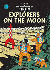 The Adventures of Tintin: Explorers on the Moon by Herge (Paperback, 2002)