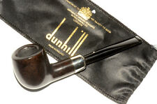 DUNHILL DRESS 41032  AD  STERLING ARMY MOUNT BILLIARD PIPE ** BOWL REPAIR **