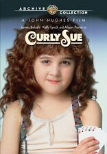 Curly Sue DVD (1991) - James Belushi, Kelly Lynch, Alisan Porter, John Hughes