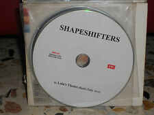 SHAPESHIFTERS - LOLA'S THE radio edit - 3,25 PROMO COPY NOT FOR SALE