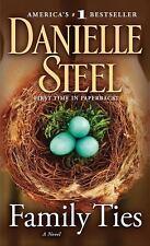 BUY 2 GET 1 FREE Family Ties by Danielle Steel (2011, Paperback)