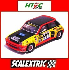 SCALEXTRIC RENAULT 5 TURBO #598 FIRST RALLY 1979 FREQUELIN / ANDRIÉ SCX A10198S3