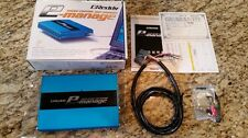 NEW GREDDY EMANAGE BLUE w/ harness e-manage ecu box computer piggyback ecm safc