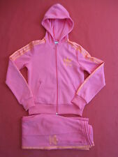 Survetement Adidas Femme Original style vintage Rose veste pantalon - 40