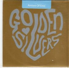 (EM507) Golden Silvers, Arrows of Eros - 2009 unopened DJ CD
