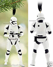 NEW IN BOX FOR 2015 STORMTROOPER ~DISNEY STORE~ SKETCHBOOK ORNAMENT FREE SHIP