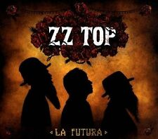 La Futura [Digipak] by ZZ Top (CD, Sep-2012, American Recordings (USA))