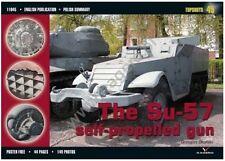 Kagero Topshots 45: The Su-57 Self-Propelled Gun