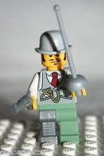 Lego DR RODNEY RATHBONE MINIFIGURE from Monster Fighters Vampyre Hearse (9464)